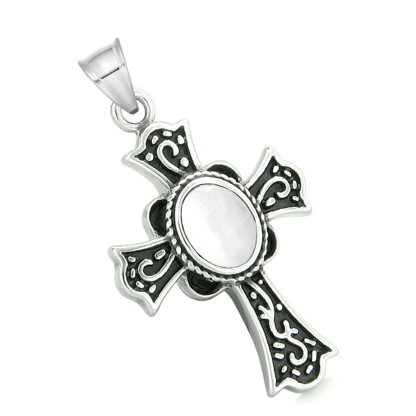 POSITIVE ENERGY HOLY CROSS CHARMS and AMULETS - Magic Holy