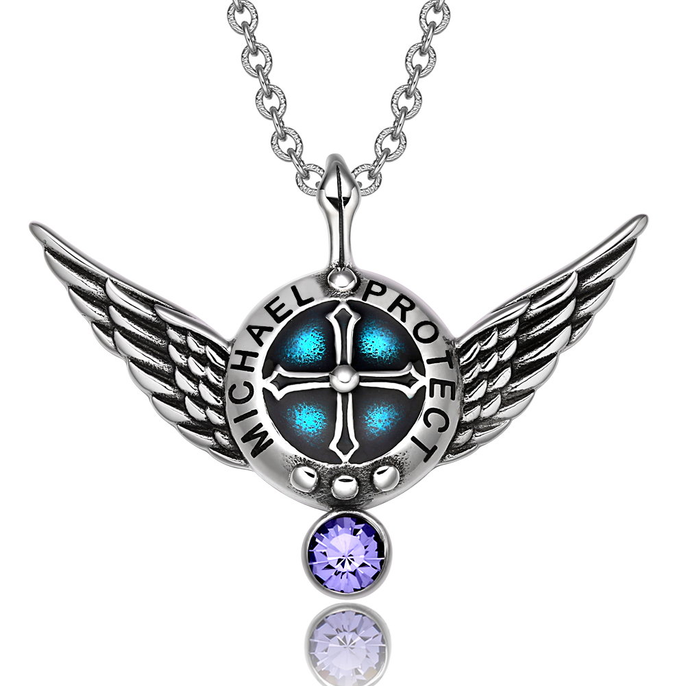 archangel michael wings protection shield magic