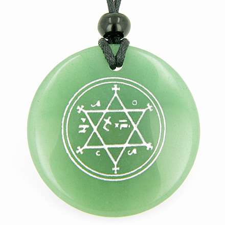 pentacle luck amulets talismans lucky charms autos