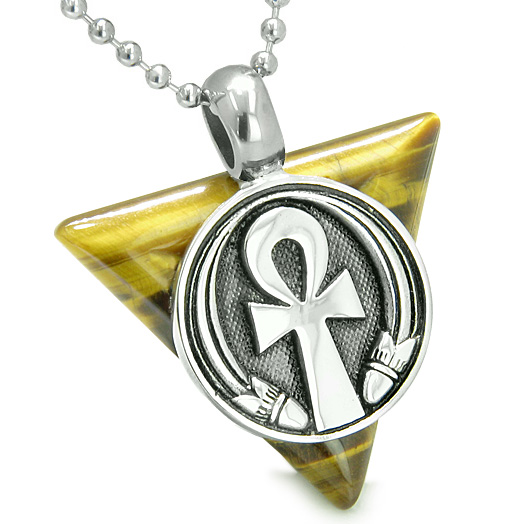 amulet ankh powers of pyramid energies tiger
