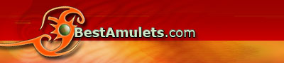 bestAmulets - BestAmulets.com offer variety of Exclusive and Naturally Energized Amulets, Good Luck Charms, Talismans, Pendants, Gemstones, Pouches, Good Luck Bracelets, Evil Eye Protection - STERLING SILVER CHAINS