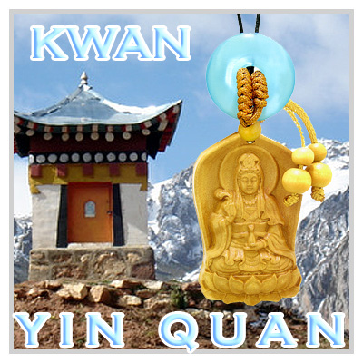 Kwan Yin Quan Jewelry & Items