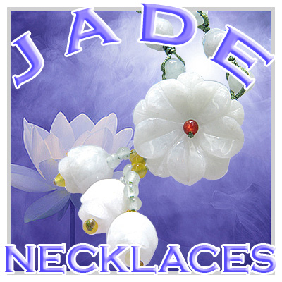 Lucky Jade Necklaces