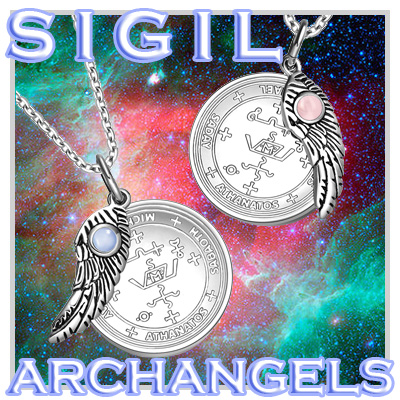 Archangel Sigil and Amulets