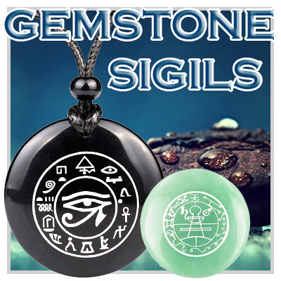 King Of Solomon Gems Amulets & Talismans