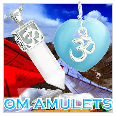 Om Talisman Jewelry & Charms