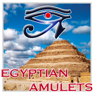 Egyptian Magic Powers Amulets