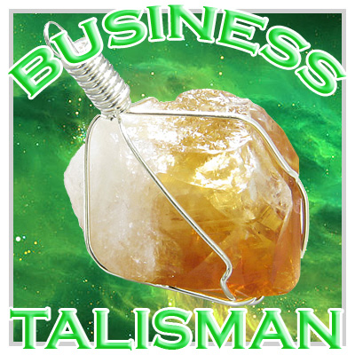 Business Attractor Talisman