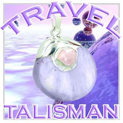 Travel Protection Talisman