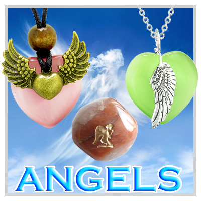 Lucky Angel Charms & Totems