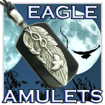 Lucky Eagle Totems And Charms