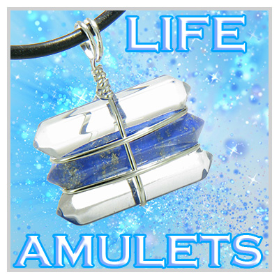 Life Power Triple Lucky Amulets