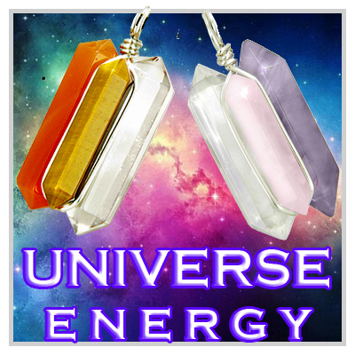 Universe Energy Triple Lucky Amulets