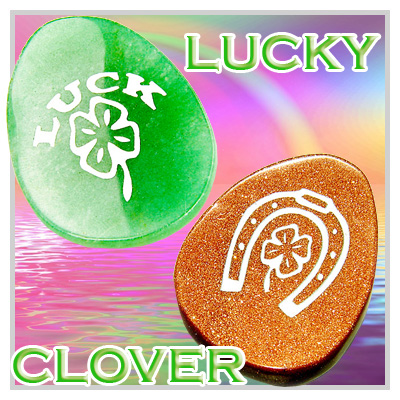 Lucky Clover Charms