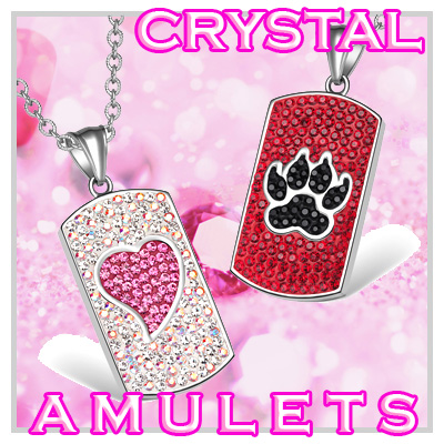 Austrian Crystals Amulets