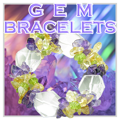 Good Luck Gemstone Bracelets