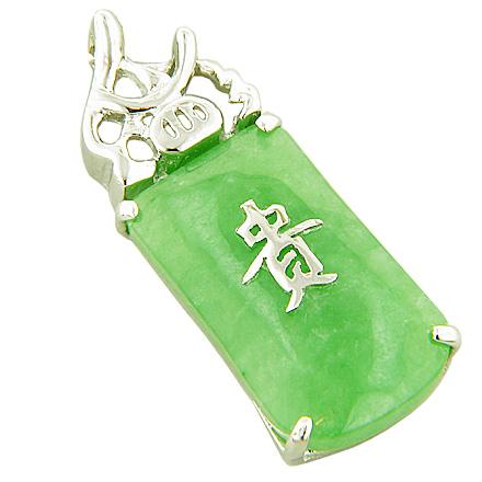 View All Good Luck Natural Gemstones 925 Silver Jewelry and Amulets