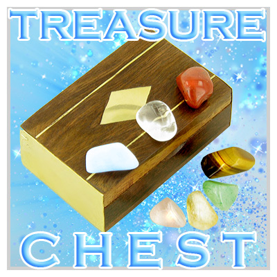 Wish Box And Treasure Chest