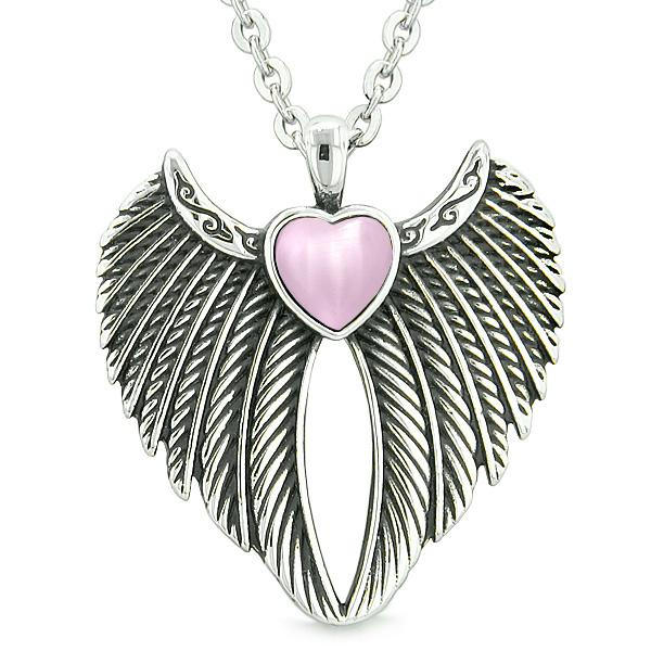 Guardian Angel Good Luck and Protection Powers Fashion Jewelry Amulets and Talismans