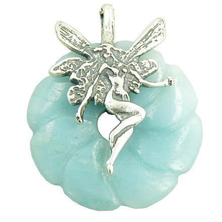 Guardian Angel Natural Gemstones Good Luck Charms Jewelry Amulets and Talismans