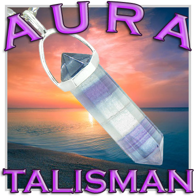 Aura Protection Talisman