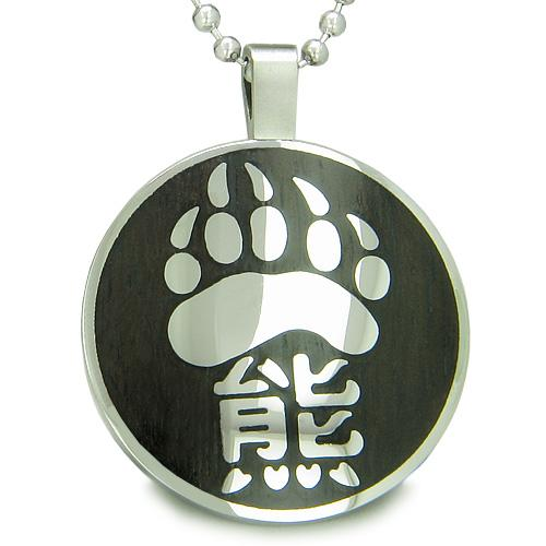 View All Bear Courage and Wild Powers Amulets and Talismans