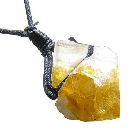 View All Business Attractor Talisman Citrine Gemstone Amulets and Talismans