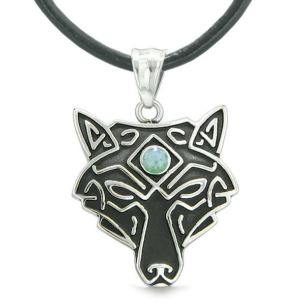 Celtic Knots Wolf Protection and Good Luck Charms Jewelry Amulets and Gifts