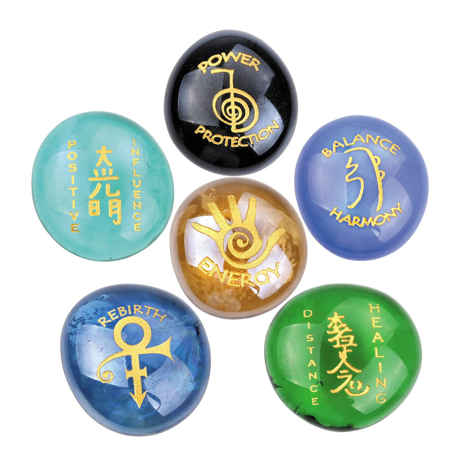 View All Ancient Lucky ChoKu Rei Reiki Powers Tibetan Symbols Amulets and Talismans