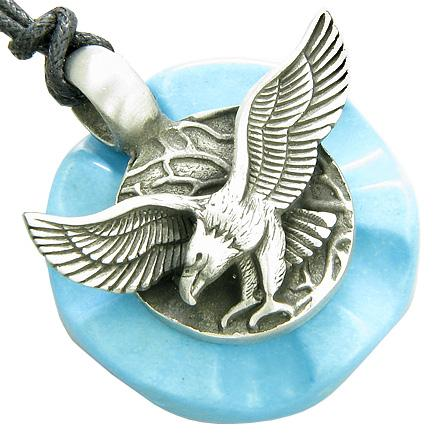 View All Lucky Eagle Wild and Protection Powers Totems Amulets and Talismans