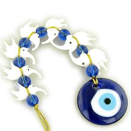 Lucky Elephant Good Luck Charms Evil Eye Protection Amulets and Talismans