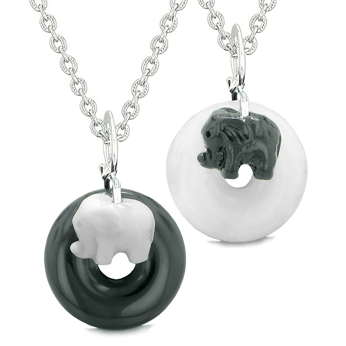 Lucky Elephant Good Luck Charms Love Couples and Best Friends Jewelry Amulets and Talismans