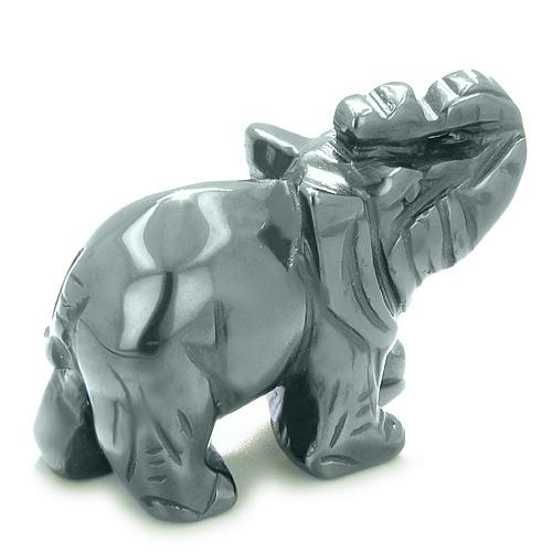 Lucky Elephant Good Luck Charms Handcrafted Carvings Amulets and Talismans