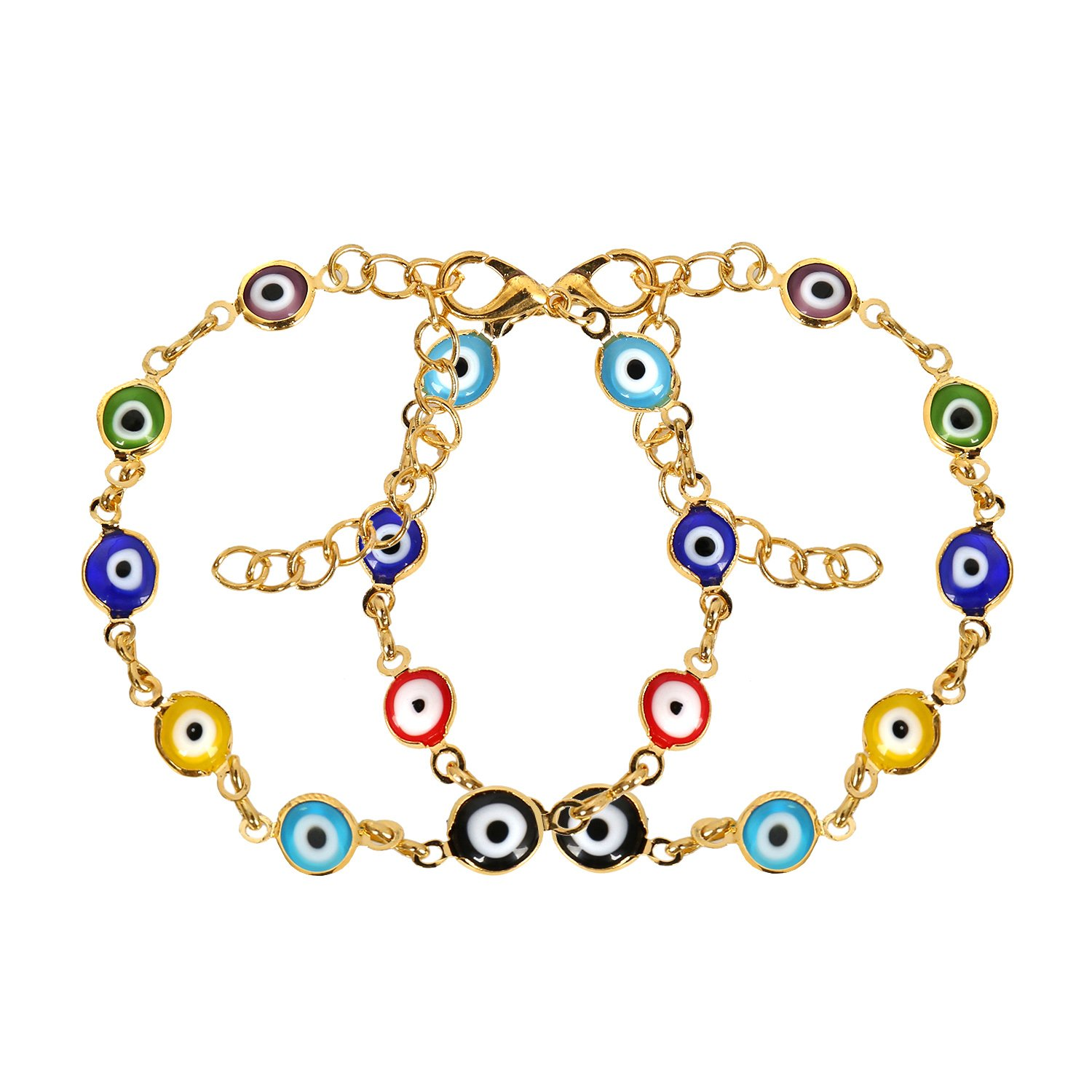 Evil Eye Protection Best Friends and Love Couples Amulets