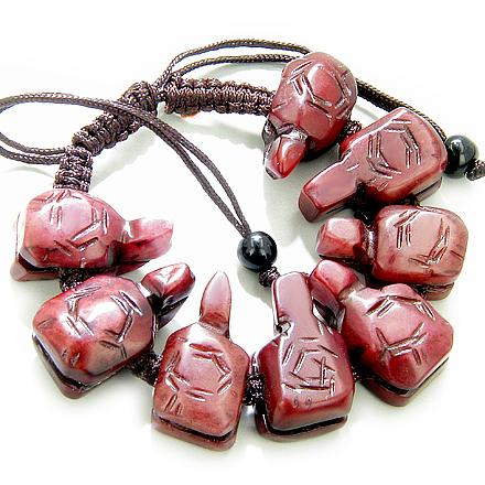 Feng Shui Lucky Turtle Bracelets Good Luck and Protection Powers Amulets Jewelry and Gifts