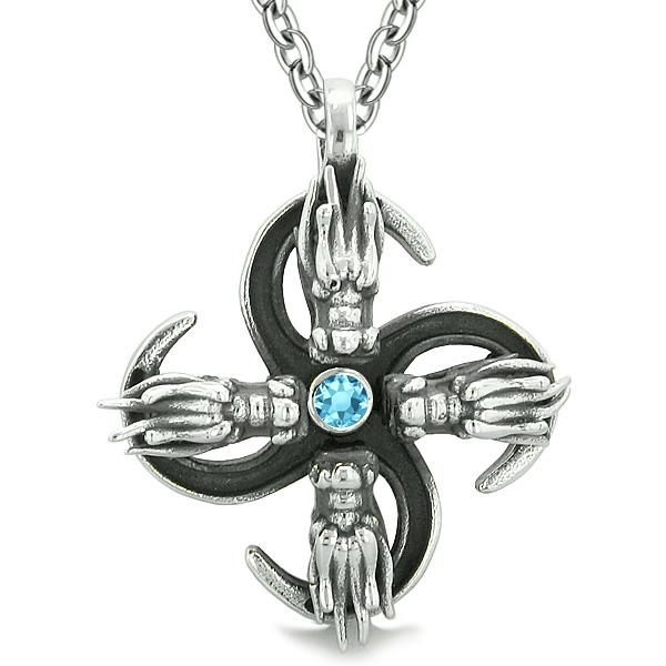Feng Shui Courage and Lucky Dragon Magic Symbol Fashion Jewelry Amulets and Talismans