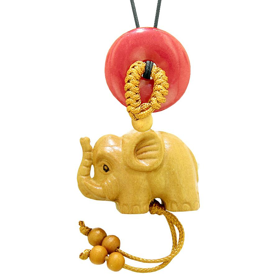 Lucky Elephant Feng Shui Car Charms and Gifts Amulets and Talismans