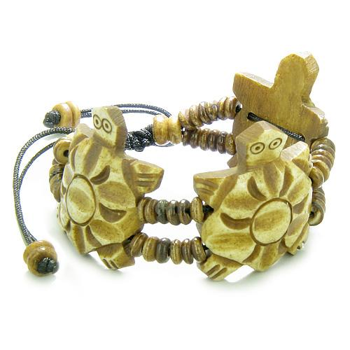 Lucky Turtle Feng Shui Bracelets Protection and Good Luck Energy Amulets Jewelry and Gifts