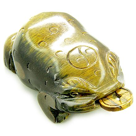 View All Lucky Frog and Good Luck Todd Totems Fortune Energy Amulets and Talismans
