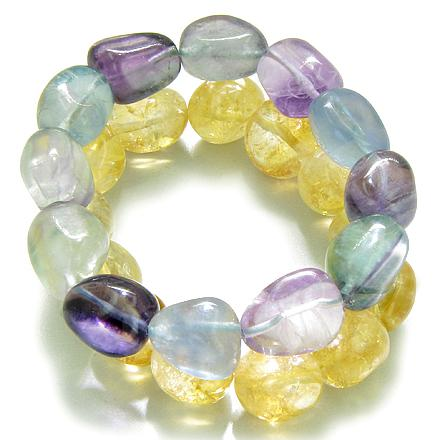 Lucky Natural Gemstone and Crystals Fashion and Unique Bracelets Jewelry and Amulets