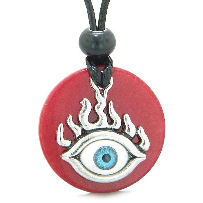 Unique Protection from Evil Eye Medallions Jewelry Amulets and Talismans