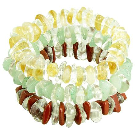View All Good Luck Gemstone and Crystal Bracelets