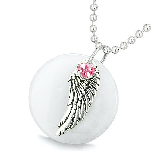 Colorful and Fun Quartz Gemstone Angel Jewelry and Gifts