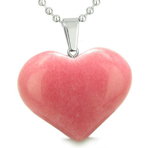 Colorful and Fun Quartz Gemstone Heart Shaped Gifts and Jewelry