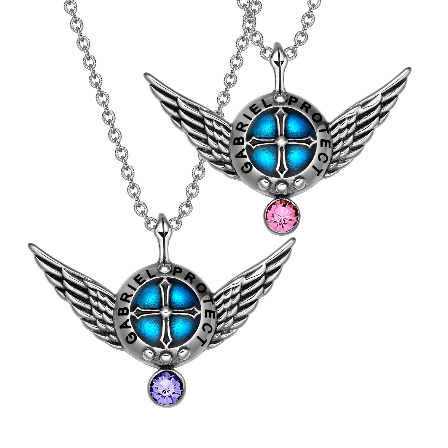 Love Couples and Best Friends Archangels and Guardian Angels Positive Energy Amulets