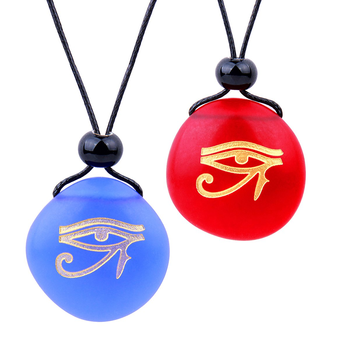 Love Couples and Best Friends Sets Egyptian Good Luck Powers Amulets and Talismans Gifts