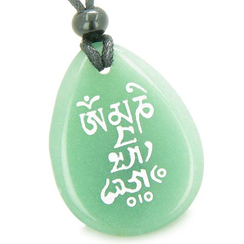 Good Luck Charms Wish Stones Ancient Tibetan Necklaces Magic Amulets and Talismans