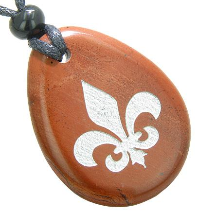 Good Luck Charms Wish Stones Lucky Totems Necklaces Magic Powers Amulets and Talismans Gifts