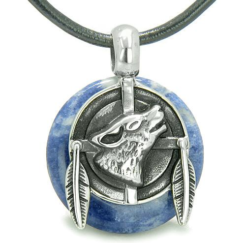 View All Wolves Necklaces Jewelry and Gifts Wild Spiritual Powers Amulets and Talismans