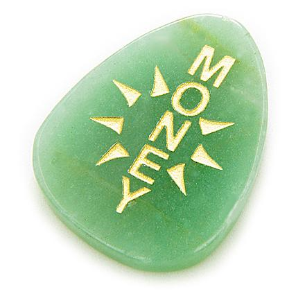 Pocket Wish Stones Unique Gemstone Keepsake Sun Energy Positive Magic Powers Amulets